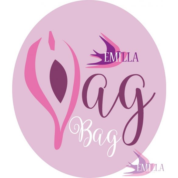 Surprise print Vag-Bag