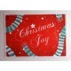 Christmas Joy - Adaland designcard