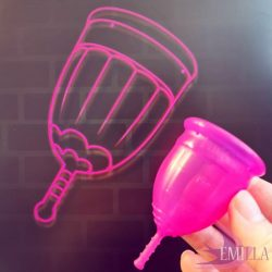 LIMITED Lalicup NEON PINK - Medium size