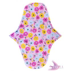 Afrodité Wide small pad (S) heavy - Pretty Flowers