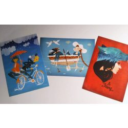 3pcs Friendship-set - Adaland designcard