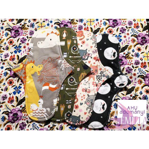 Charity overnight pad (1pcs) Szeléné size, surprise print