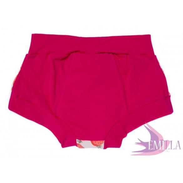 Sweet Strawberry Period Scrundie XL