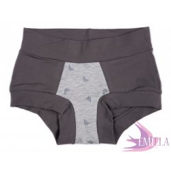Silver Papillon limited Scrundies xxs