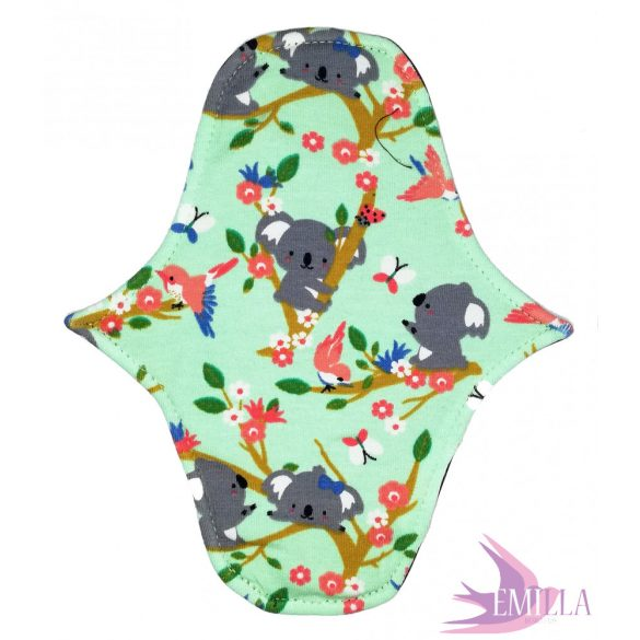 Afrodité Wide small pad (S) for light flow - Mofli