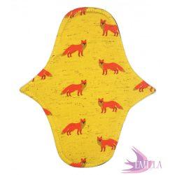 Afrodité (S) Szélesített kisméretű intimbetét, vékony - Autumn Fox