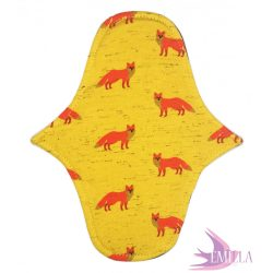 Afrodité Wide small pad (S) for light flow - Autumn Fox