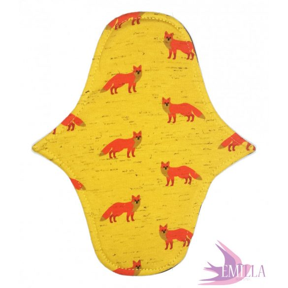 Afrodité Wide small pad (S) for light flow - Autumn Fox