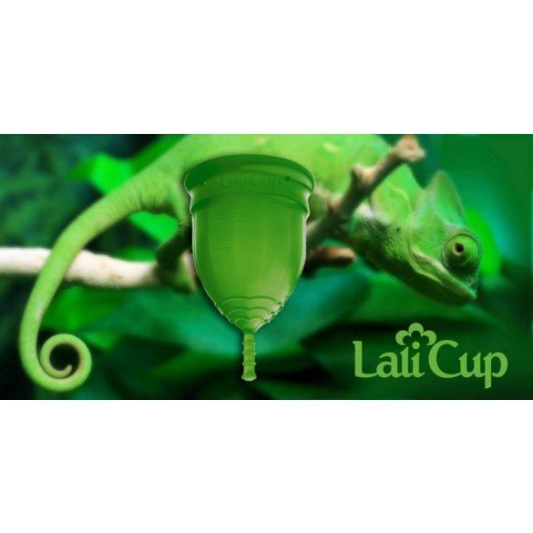 Lalicup - kisméret (S) - zöld
