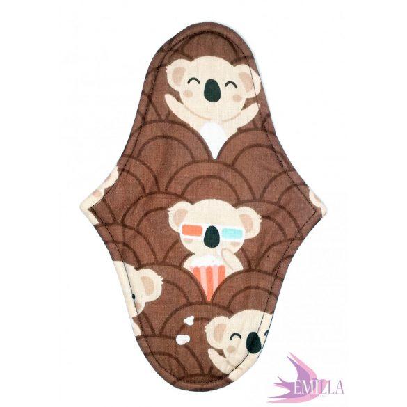 Afrodité small pad (S) for light flow - Koala Pop