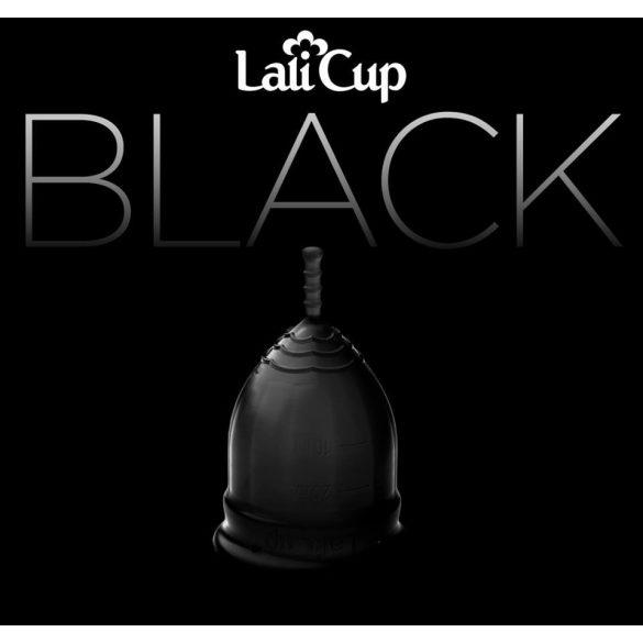 Lalicup - kisméret (S) - Fekete