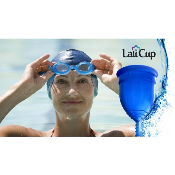 Lalicup Medium - Blue