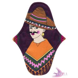 Afrodité small pad (S) for moderate flow - Frida