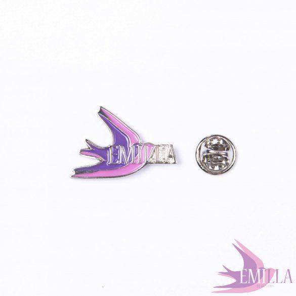 Emilla - limited enamel pin