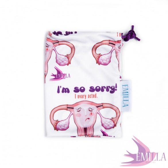 Ovary Acted cup bag