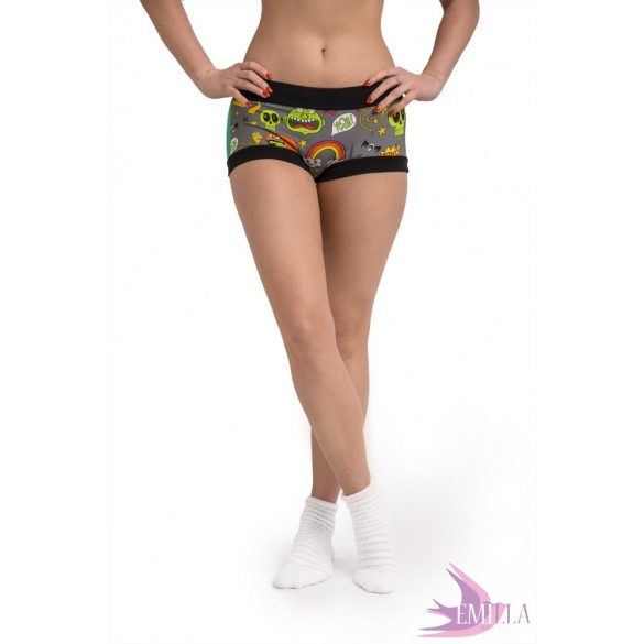 Monster Period Scrundie XXL