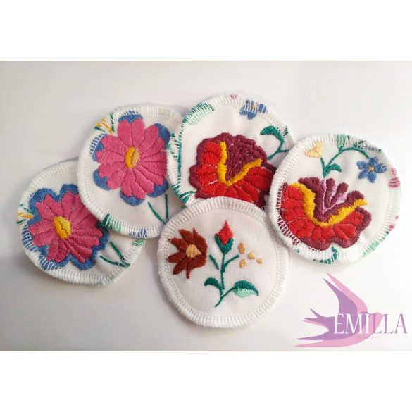 Hand stitched, unique cup coaster (In Hungarian style)