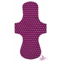 Gaia postpartum (XXL) clothpad - Vivid