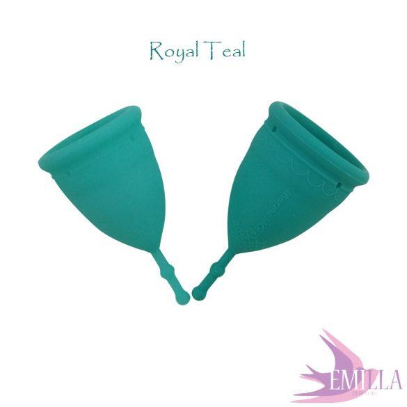 Mermaid Cup S Royal Teal Sima, középkemény