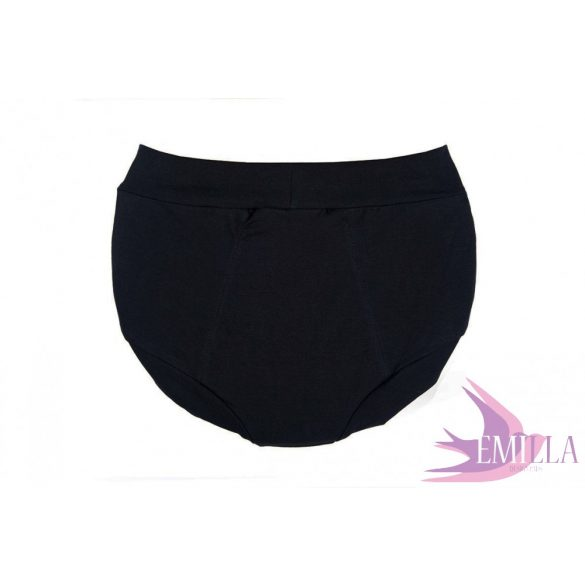 Blackclusive menstruációs bugyi XL