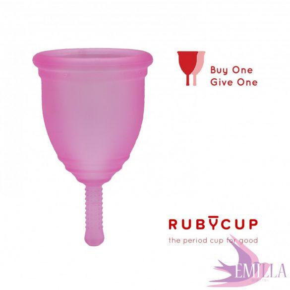 Ruby M Pink