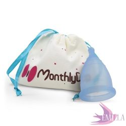 MonthlyCup Blue Sapphire - Nagy méret