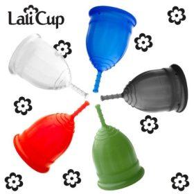 Lalicup - Közepes méret (M)
