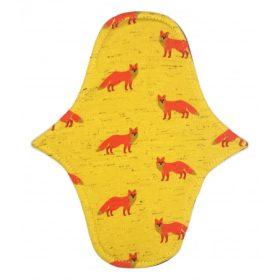 Autumn Fox - Cotton knit