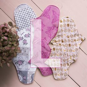 Incontinence pads - Large size