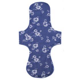 Aqua Floral - Quilter's cotton