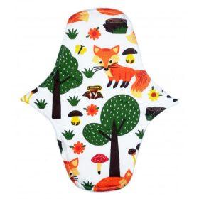 Forest Foxy - Pamutvászon
