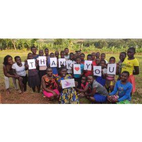 A Magyar Afrika Társaság adomány projekt