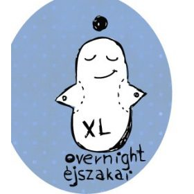 "Szeléné - overnight - 30cm / 11.8"""