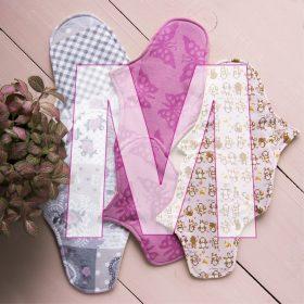 Incontinence pads - Medium size