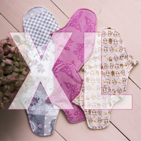 Incontinence pads - Extra large size