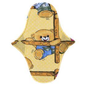 Retro Bear - Quilter's cotton