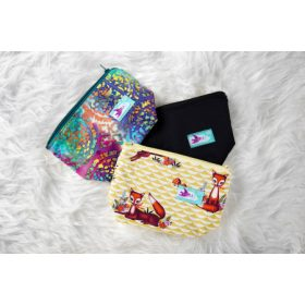 Small Wet bags for cloth pads